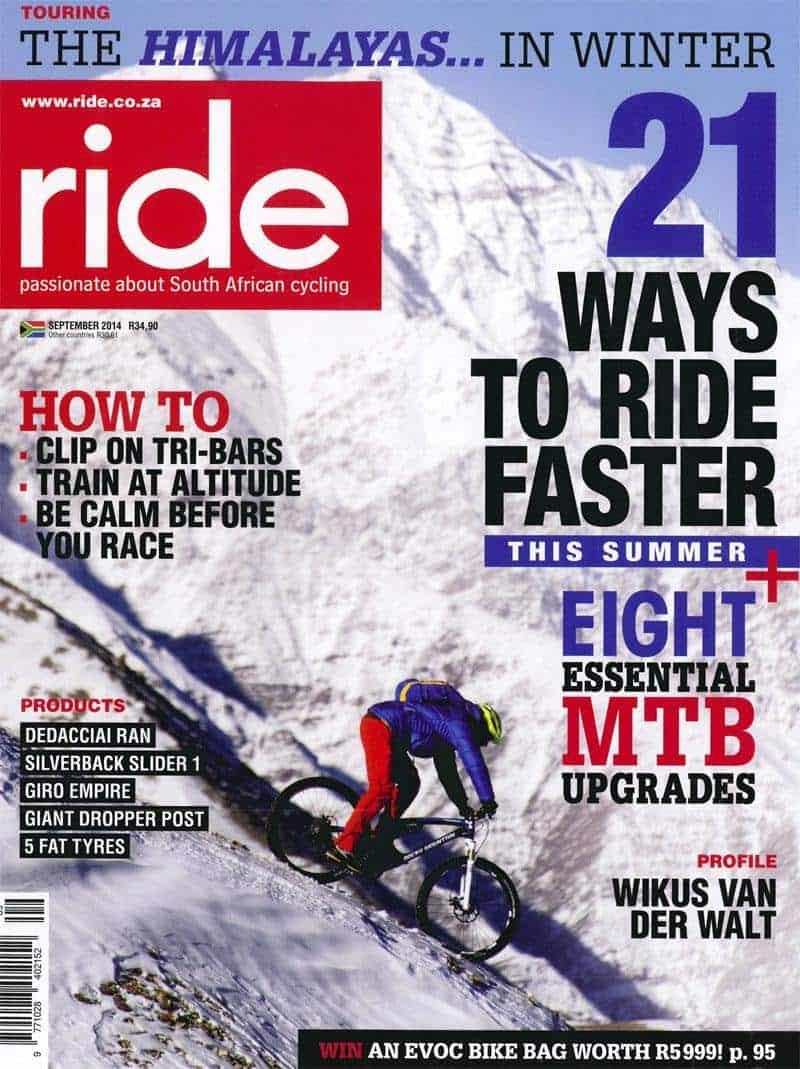 Ride September 2014