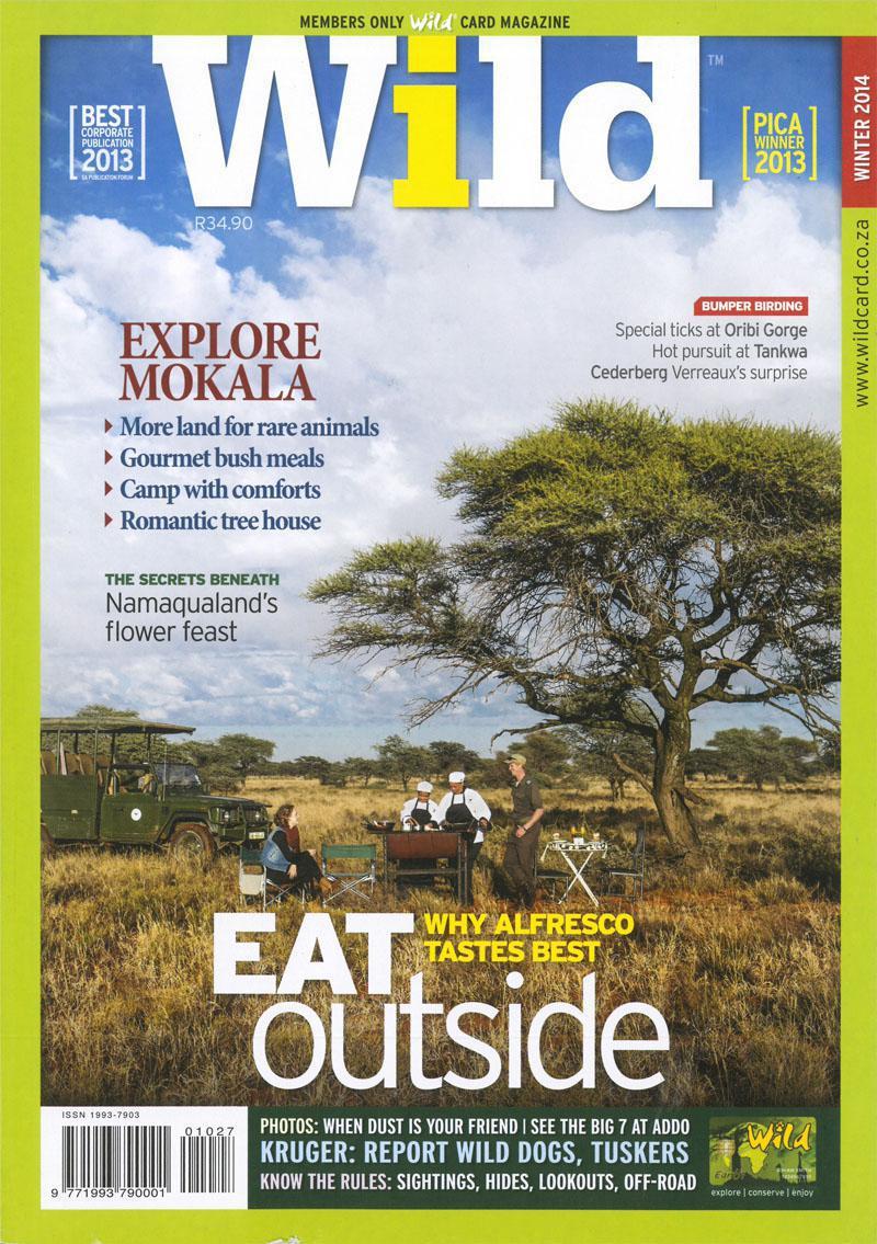 Wild Magazine August 2014
