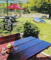 Die Kloof is one of the most family friendly pit stops on Route 62.