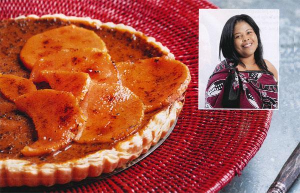 SiSwati - Ntombfuthi Dlamlenze - Sweet Potato Tart