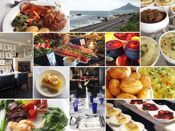 The Azure Restaurant