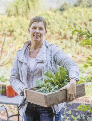 Kathleen's top tips when planning and planting a herb garden