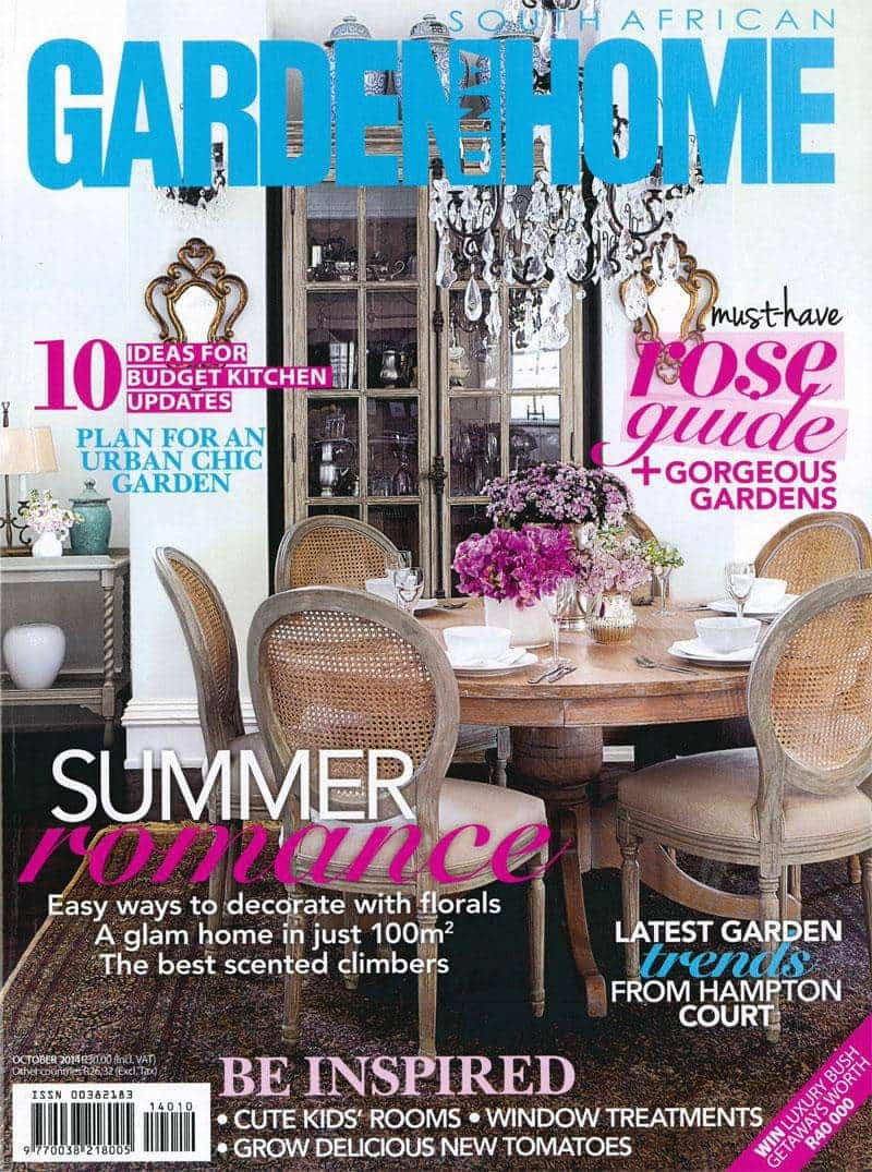 garden and home October 2014