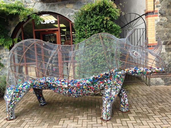 Rhino Artwork
