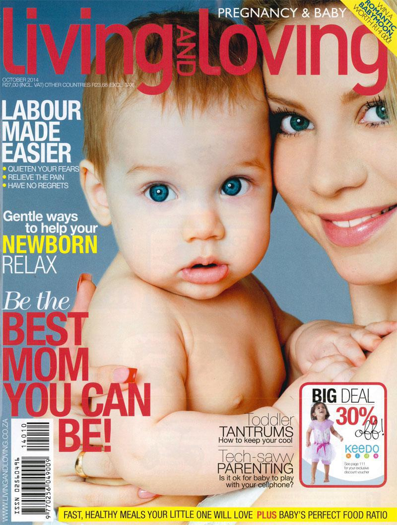 living and loving October 2014