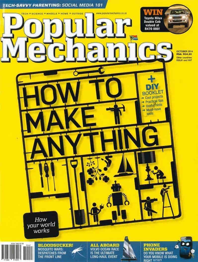 Popular Mechanics October 2014