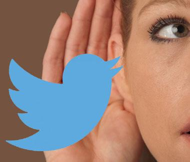 Twitter hou jou ingelig