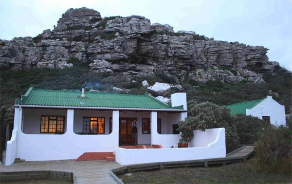 Olifantsbos offers seclusion and beautiful views over the Atlantic Ocean