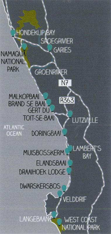 West Coast Directory