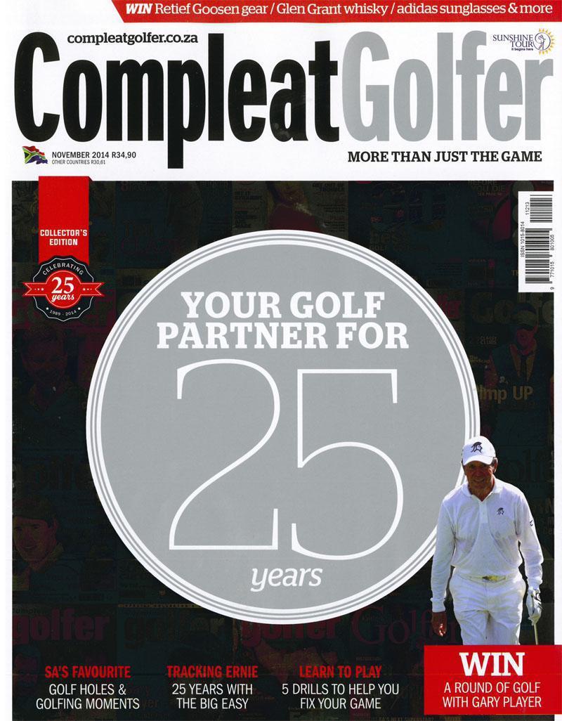 Compleat Golfer Tmb November 2014