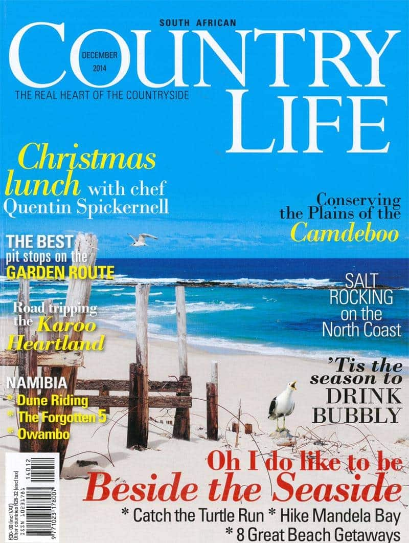 Country life December 2014
