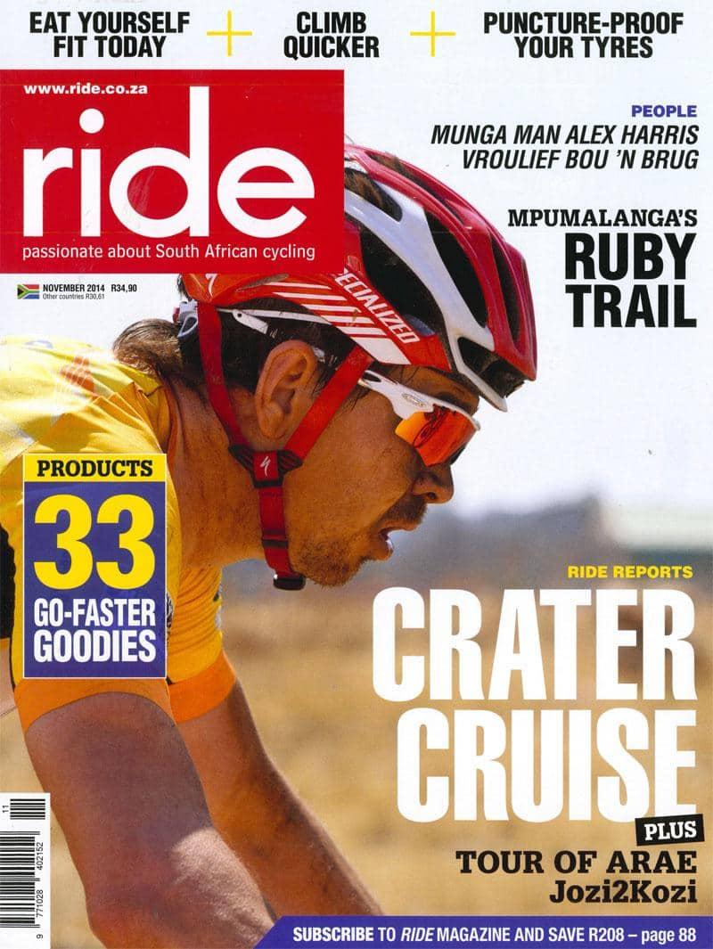 Ride November 2014