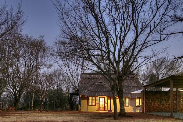 Mulberry cottage of Celtis Lodge.