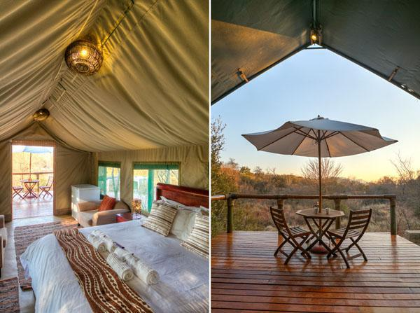 B'Sorah Luxury Tented Camp.