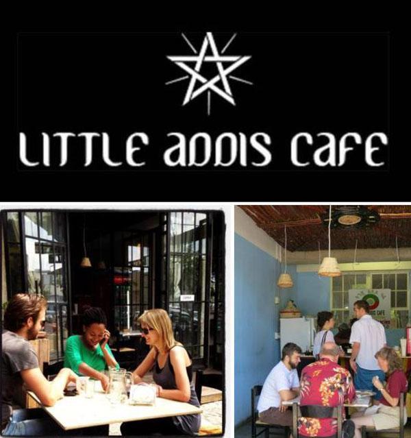 Little Addis Cafe