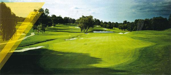Recent renovations to Houghton Golf Club by Jack Nicklaus have made the course a significantly tougher challenge.