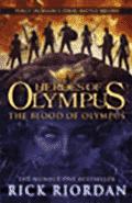 Heroes of Olympus: The Blood of Olympus