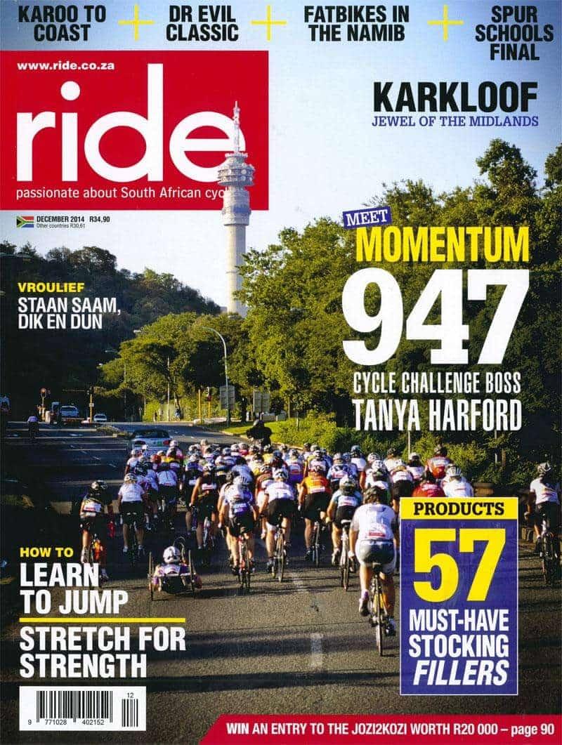 Ride December 12014