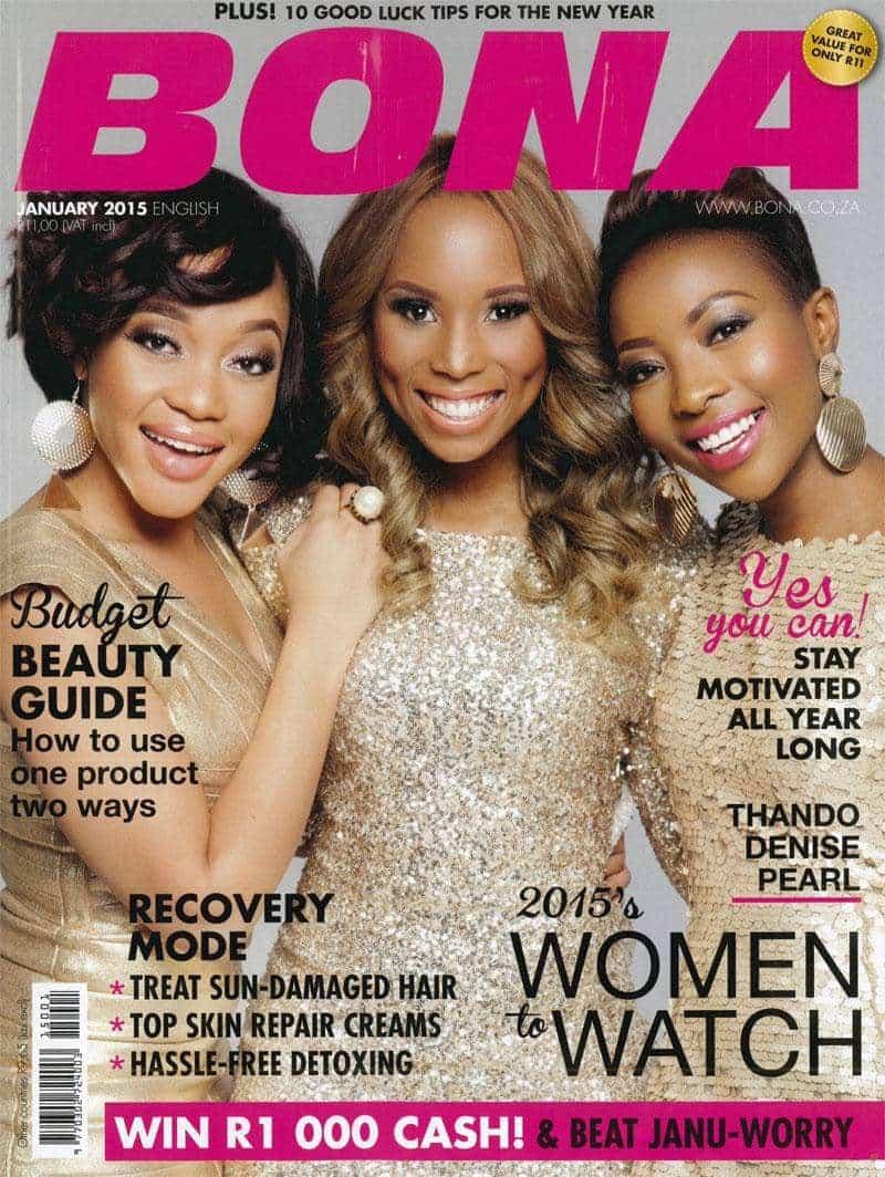 January 2015Bona Magazine