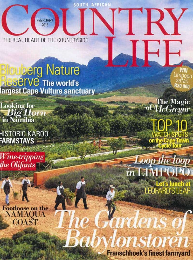 Country life February 2015