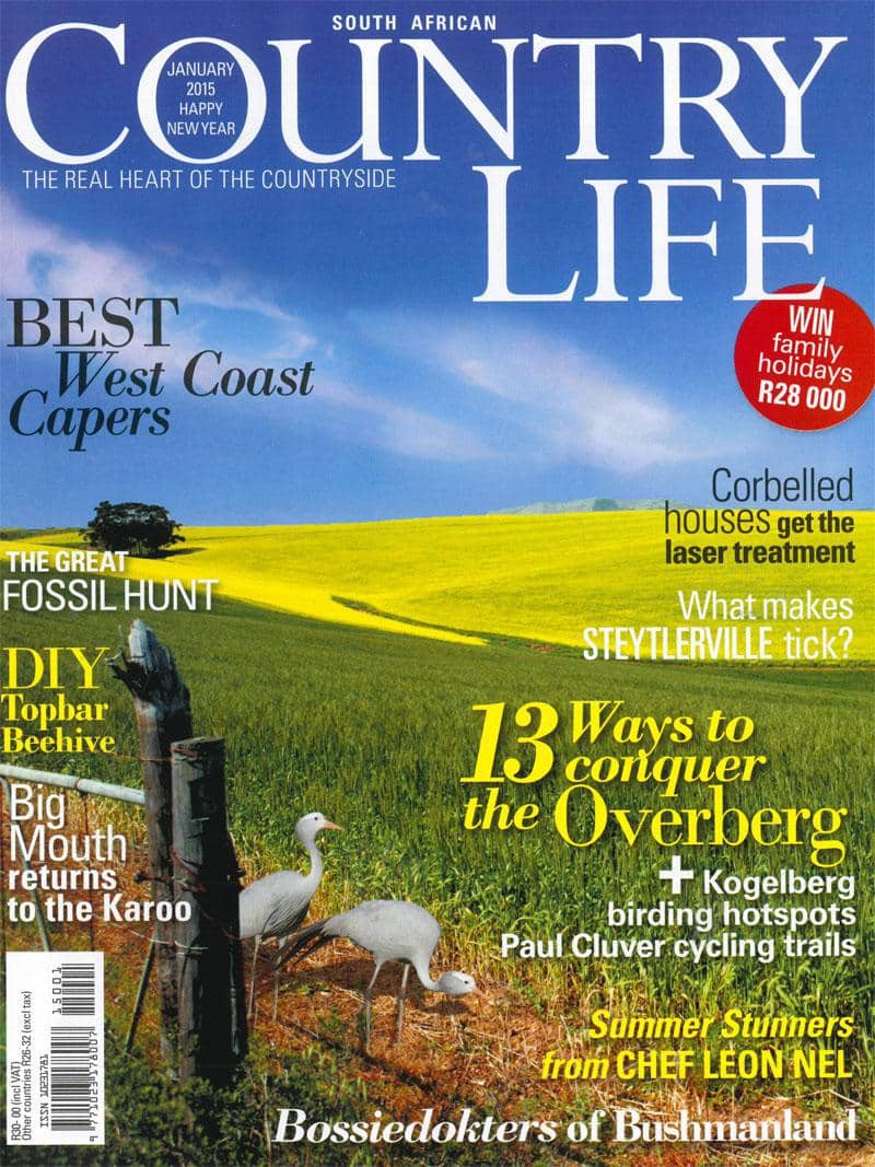 Country life January 2015