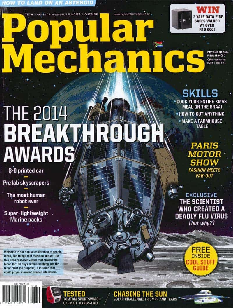 Popular Mechanics December 2014