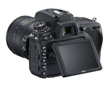 The new Nikon D750