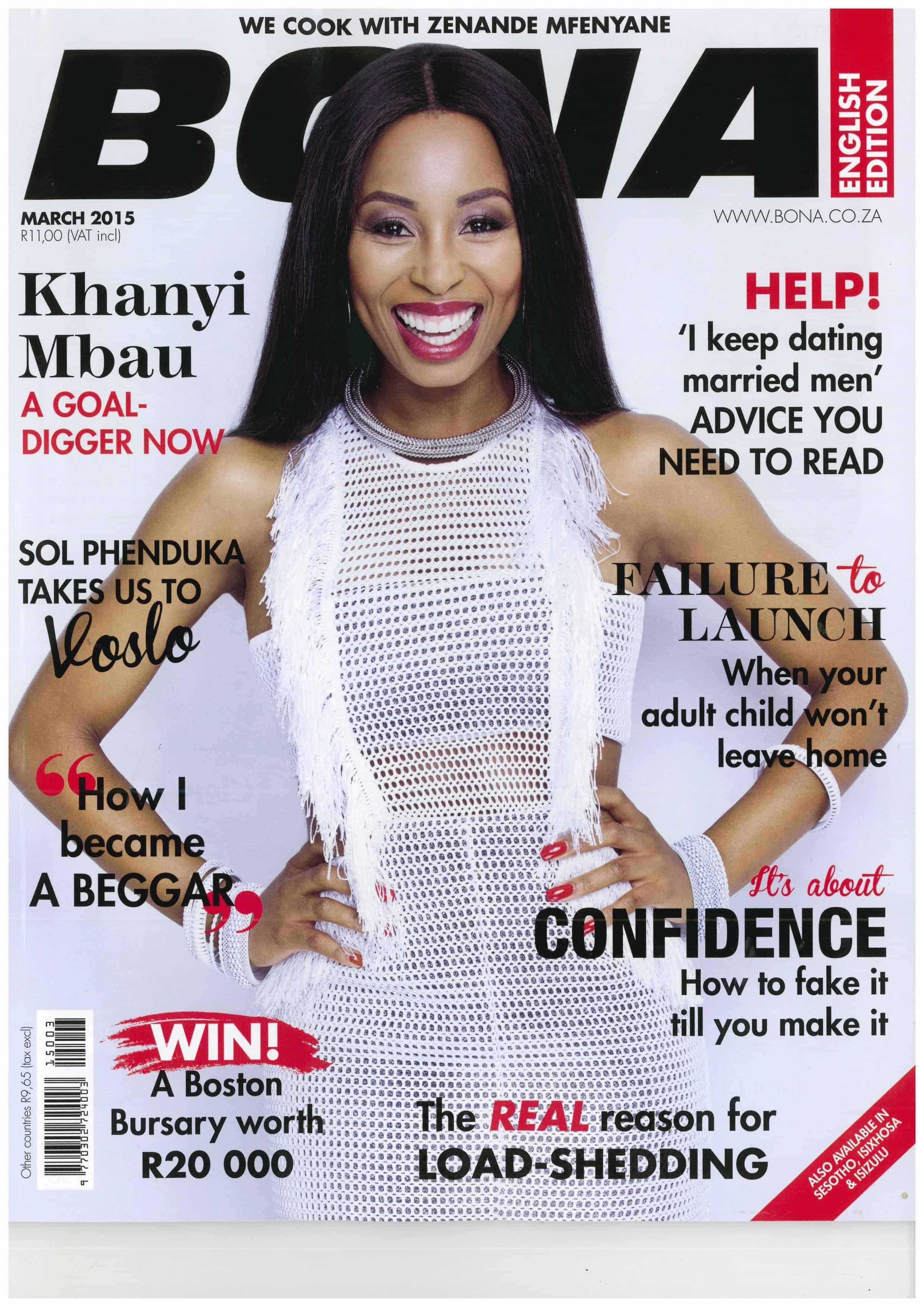 March 2015 Bona Magazine