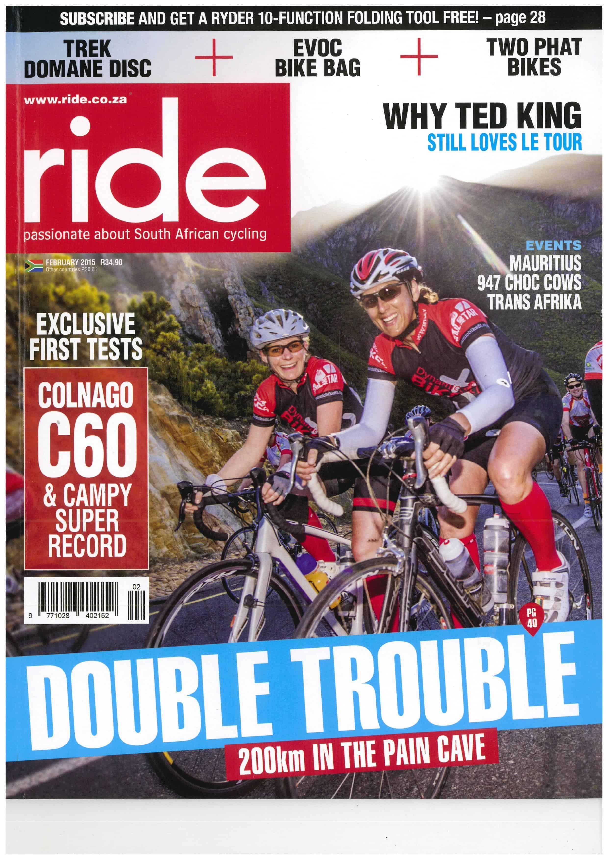 Ride February 2015