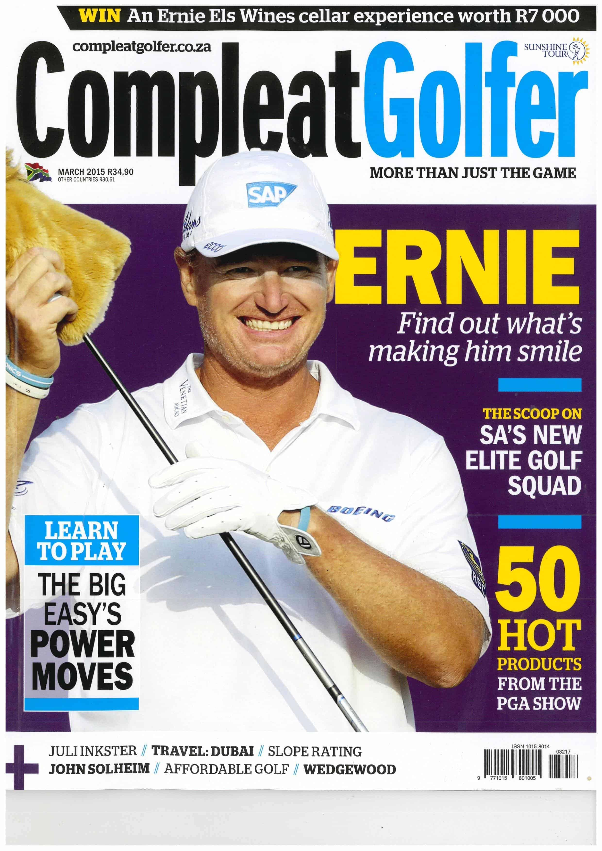 Compleat Golfer March 2015