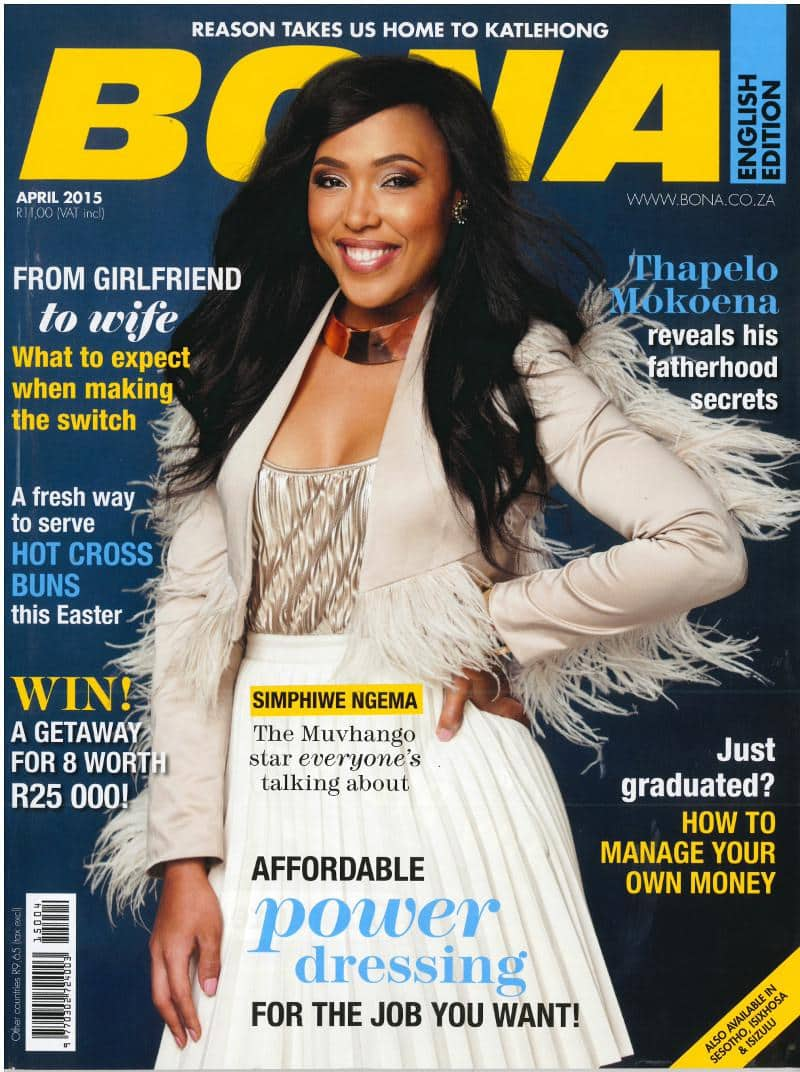 April 2015 Bona Magazine