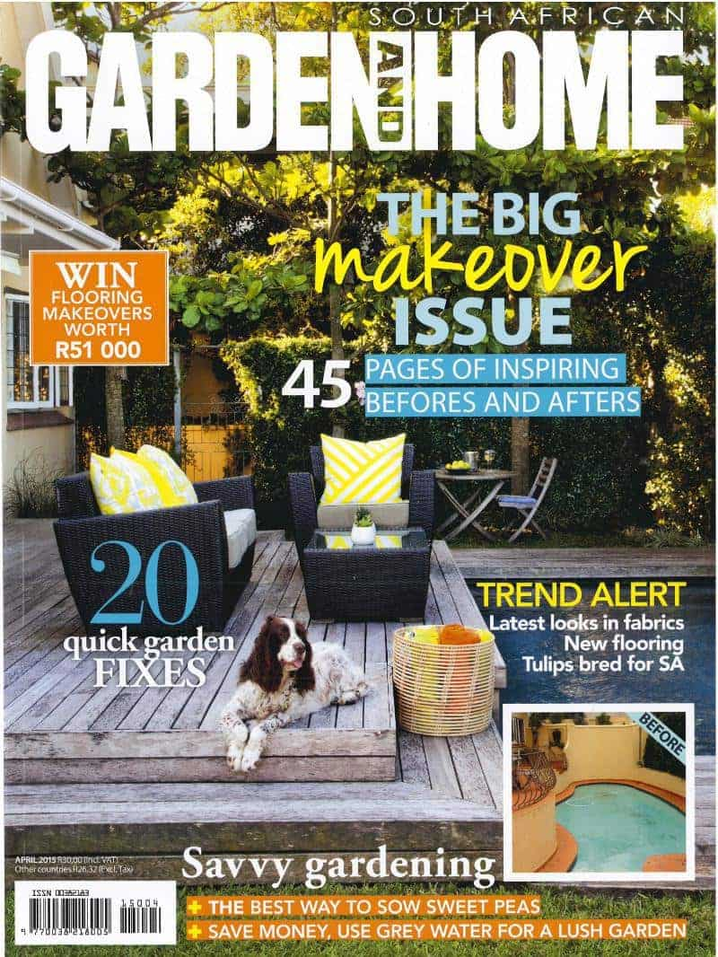 Garden and Home April 2015