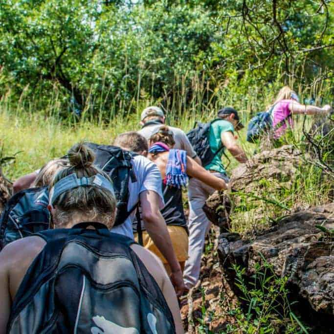 Hiking the Hennops Trails – just 40 minutes from Joburg