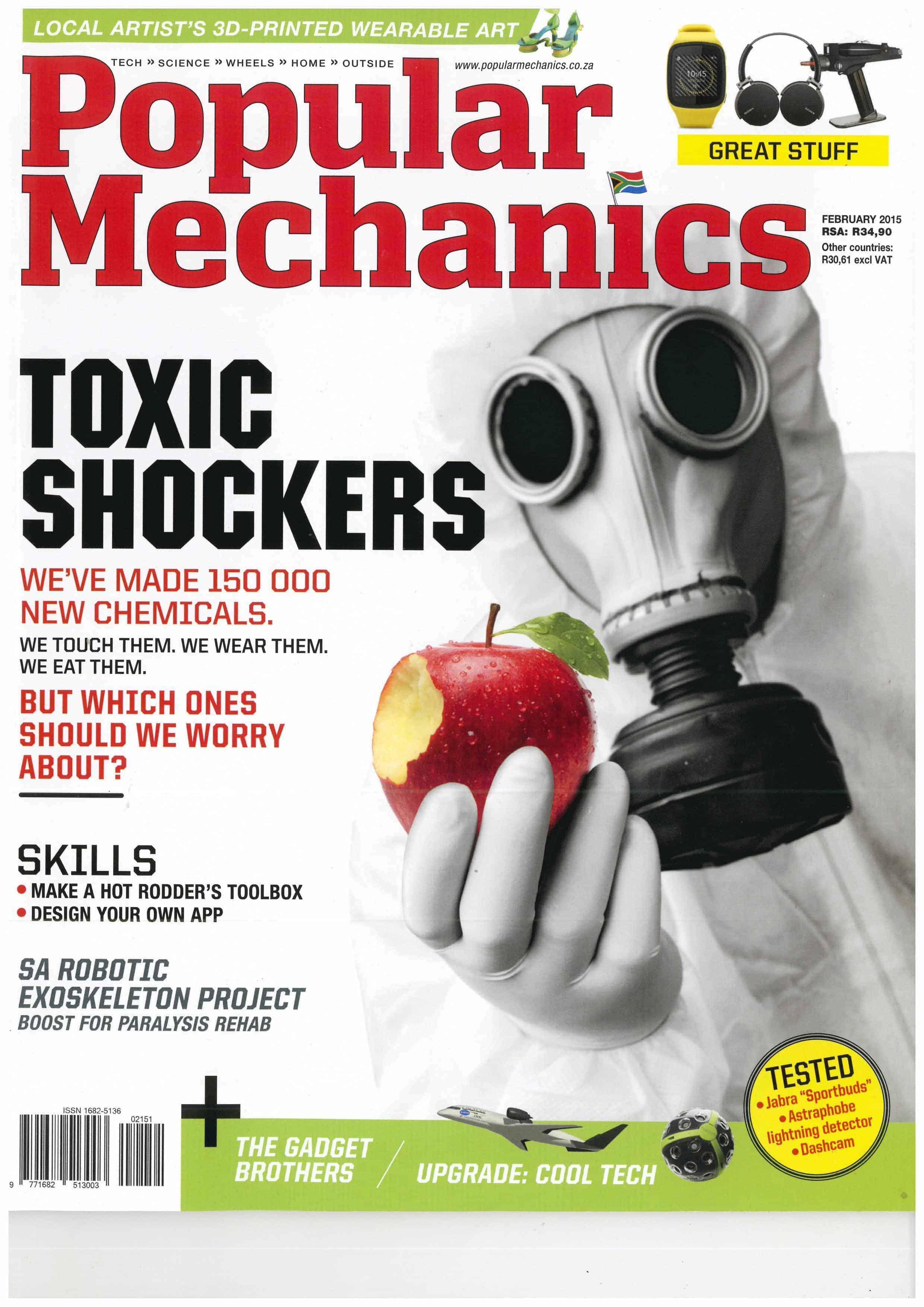 Popular Mechanics February 2015