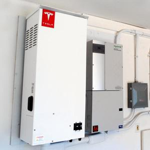 Tesla battery - power for your home