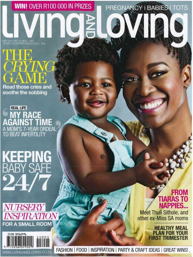 living and loving May 2015
