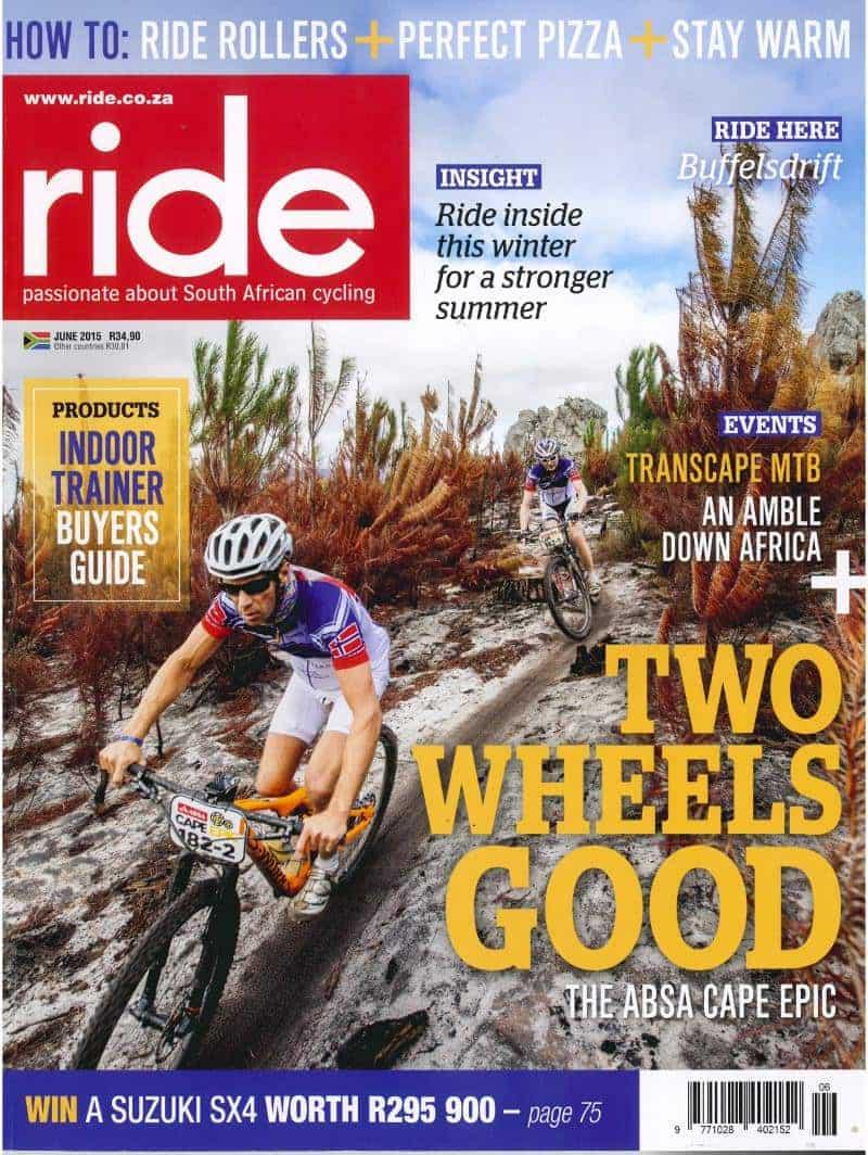 Ride June 2013