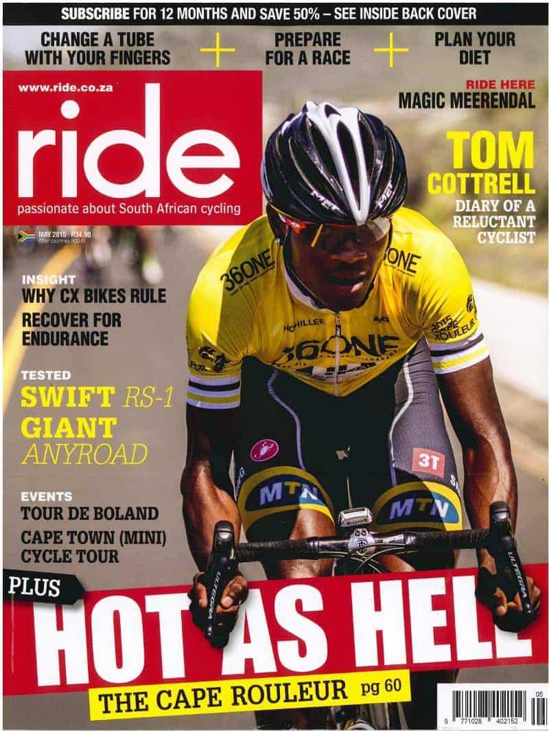 Ride May 2015