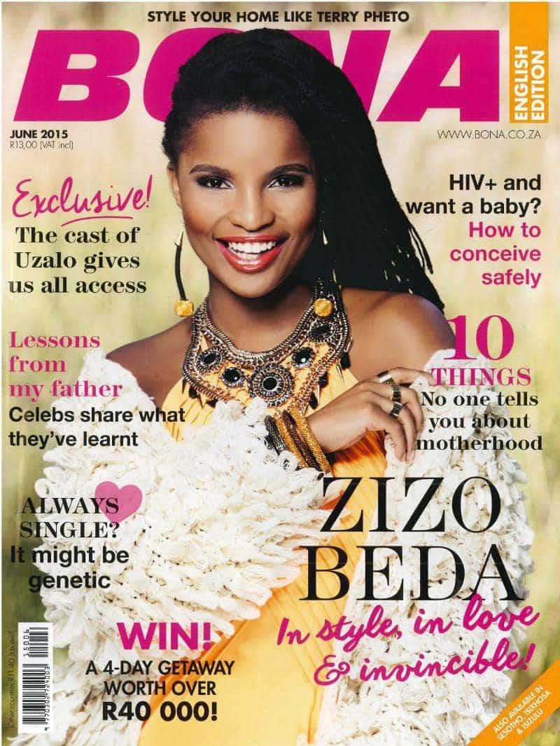 Bona Magazine June 2015