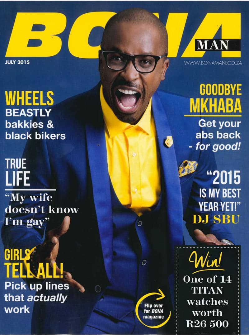 July 2015 Bona Magazine