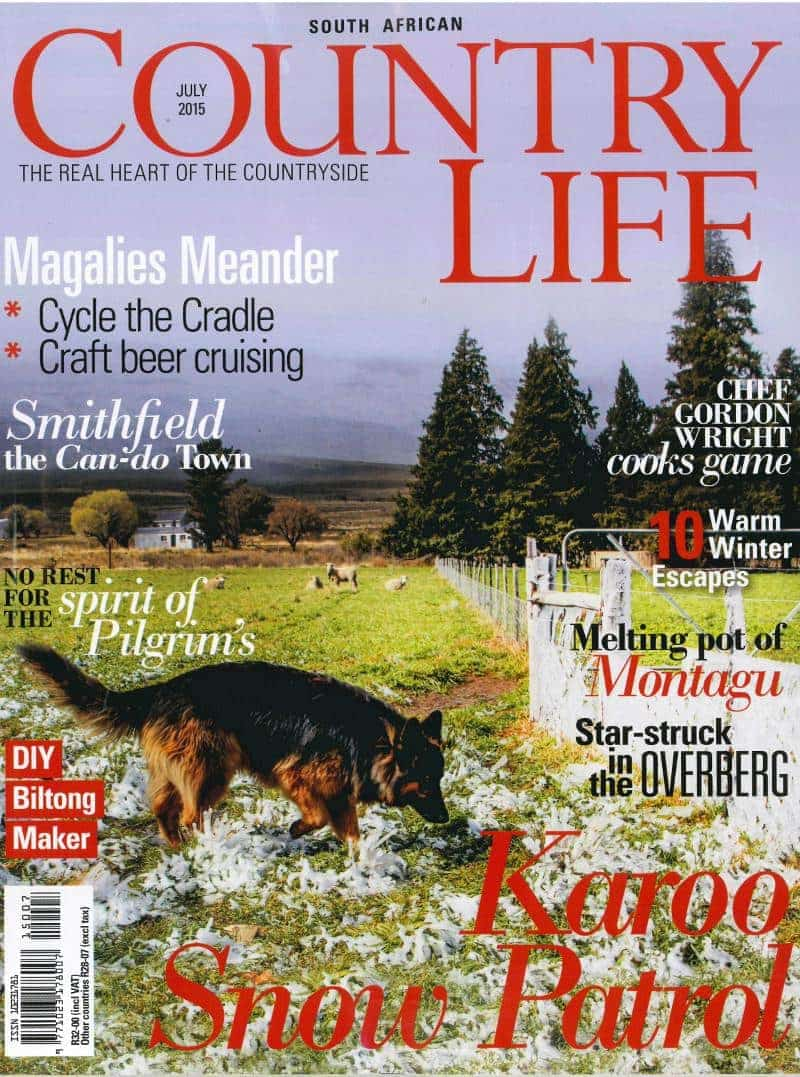 Country life July 2015