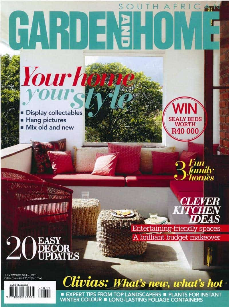 Kitchen Garden Magazine Home Decor Magazines South Africa Garden And Home August