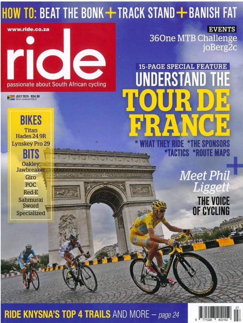 Ride July 2015
