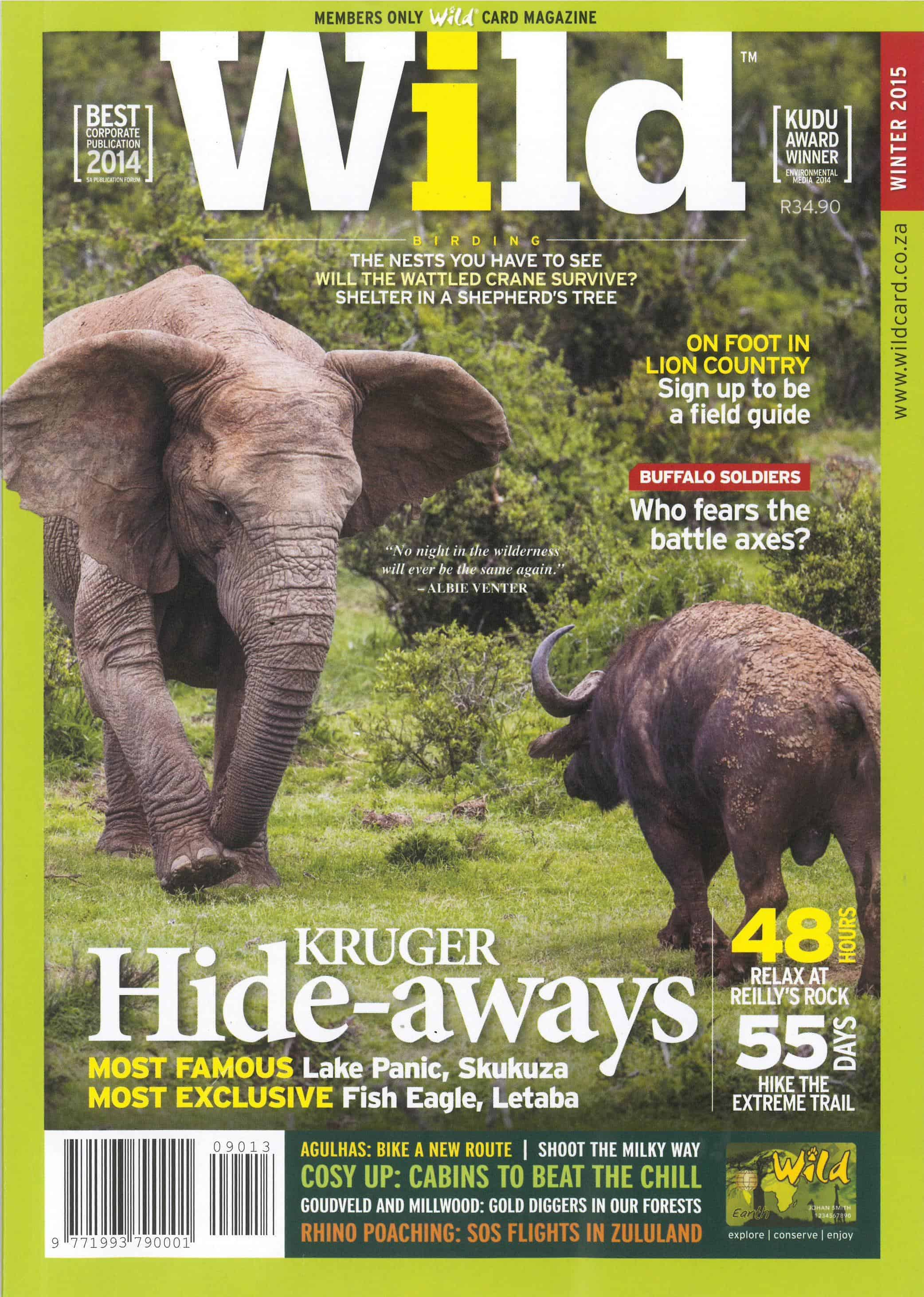 Wild Magazine July 2015
