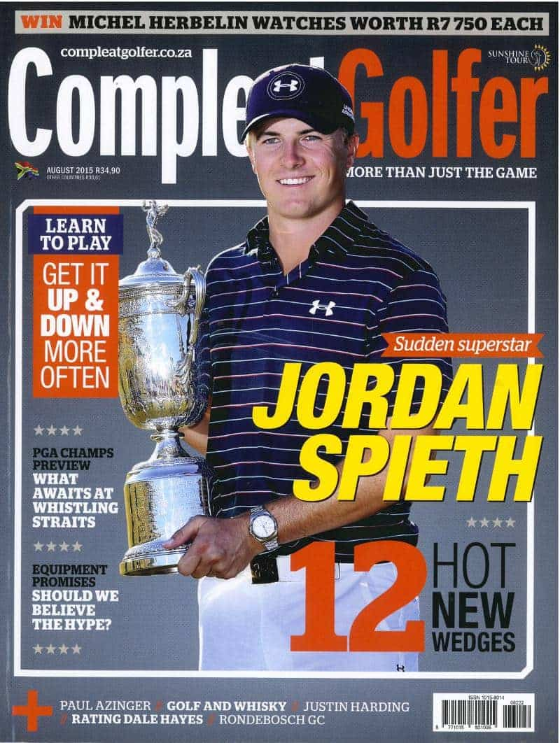 Compleat Golfer Tmb August 2015