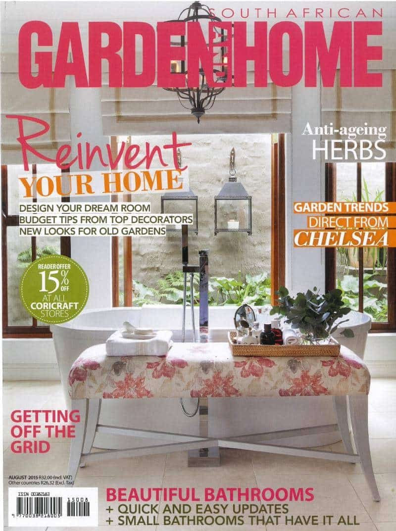 garden and home August 2015