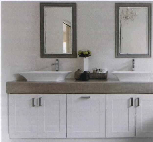 Simple  Modern Vanity Mirror Globorank  Modern Bathroom Mirrors South Africa