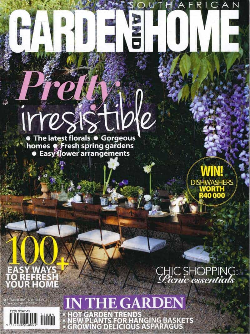 garden and home September 2015