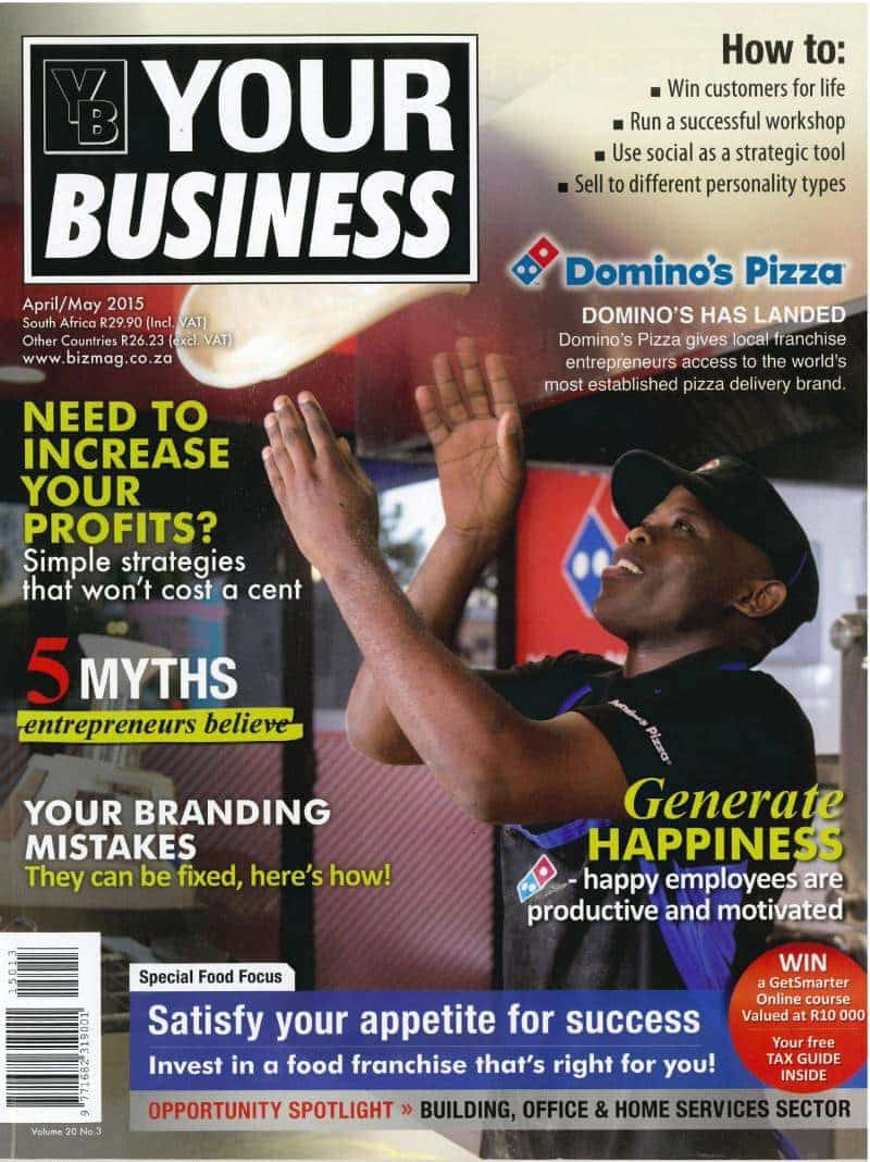 Your Business June/July 2015