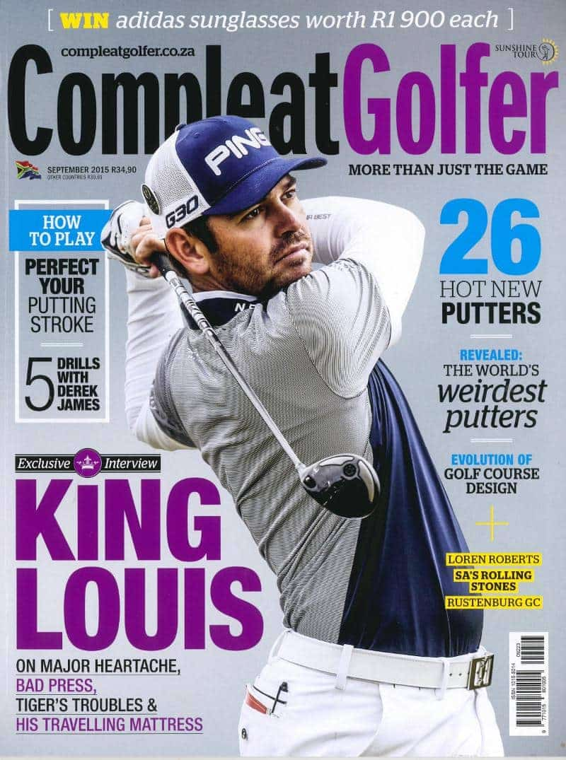 Compleat Golfer  September 2015